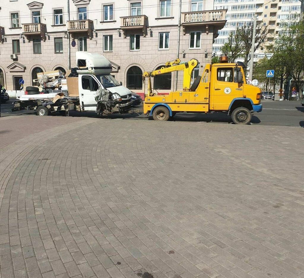 автотехпомощь, эвакуация автомобилей — Белспецавтоэвакуация — Минск, фото №2