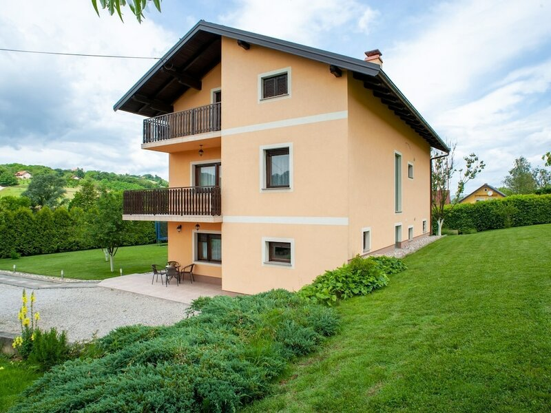 Lovely Villa in Krapinske Toplice With Garden and Barbeque