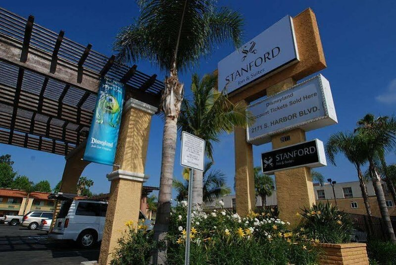 Stanford Inn And Suites Anaheim