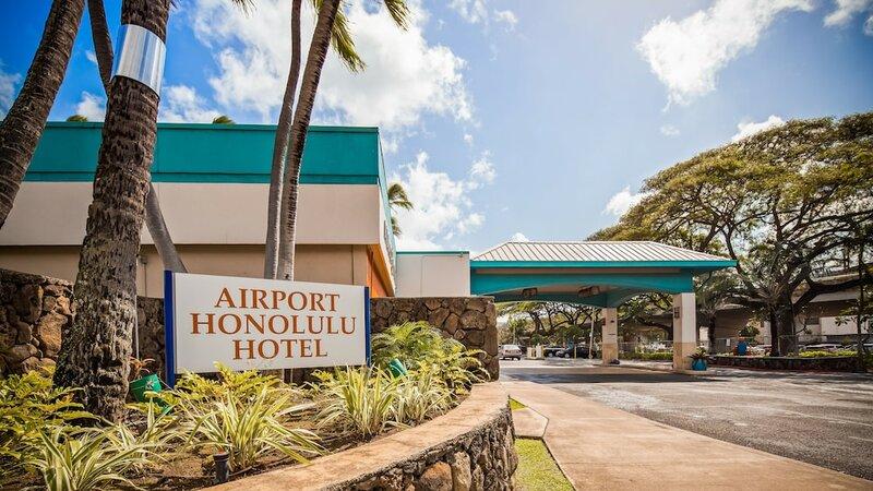 Отель Airport Honolulu
