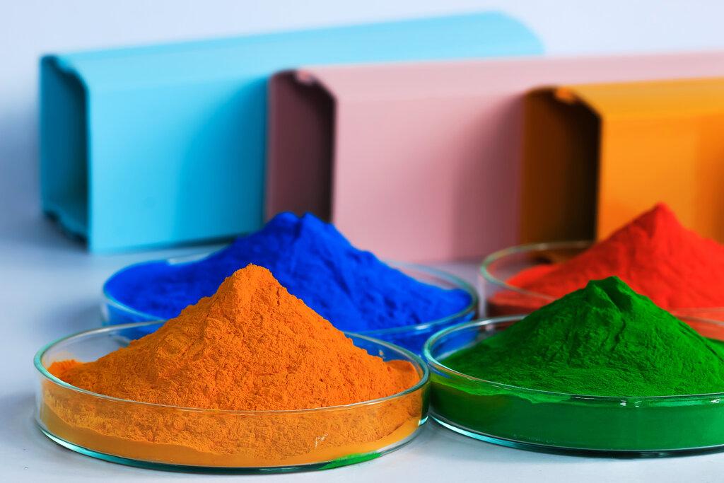 производство порошковых красок