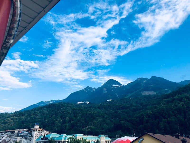 Альпийская Горка VIP