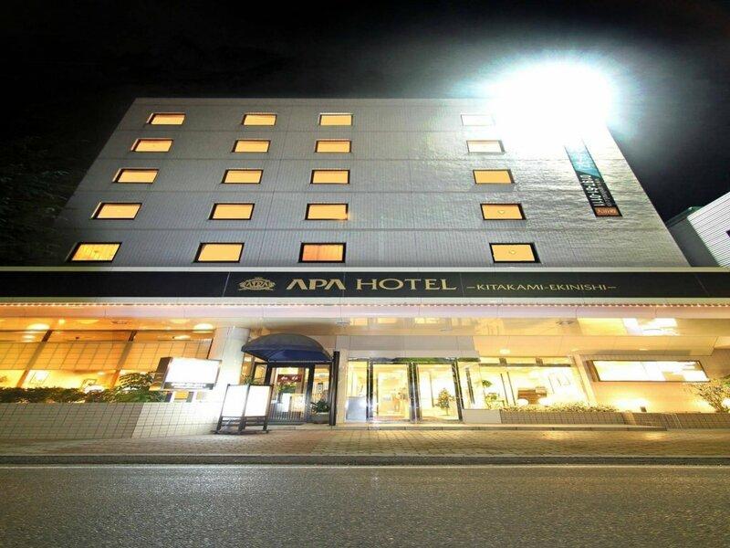 Apa Hotel Kitakami-Ekinishi