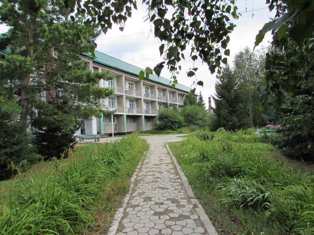 санаторий — Лазурный — Алтайский край, фото №2