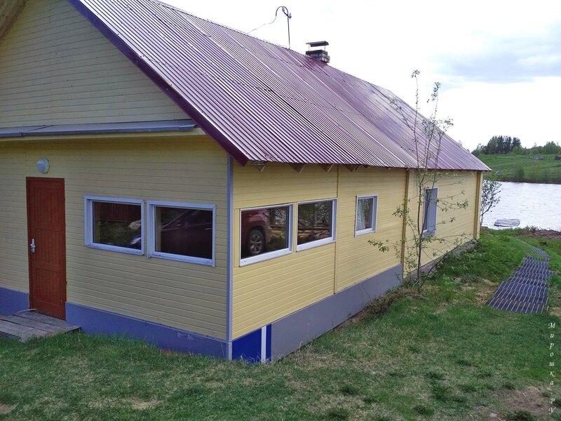 Гостевой дом Тунгозеро