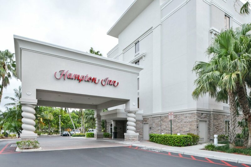 Hampton Inn - Ft. Lauderdale Plantation