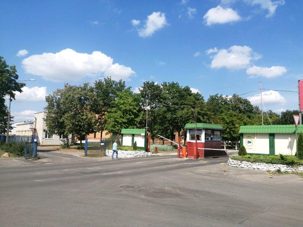 автобусный парк — КУП Брестский общественный транспорт — Брест, фото №2