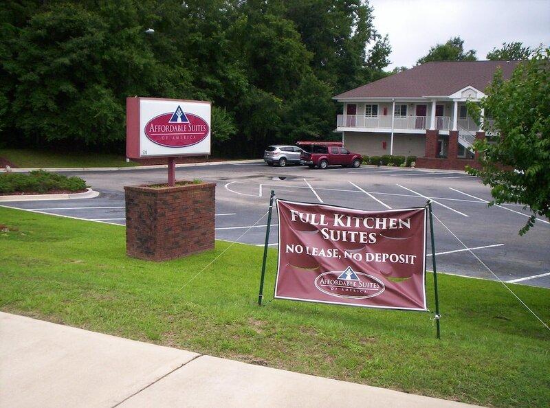 Affordable Suites Florence South Carolina