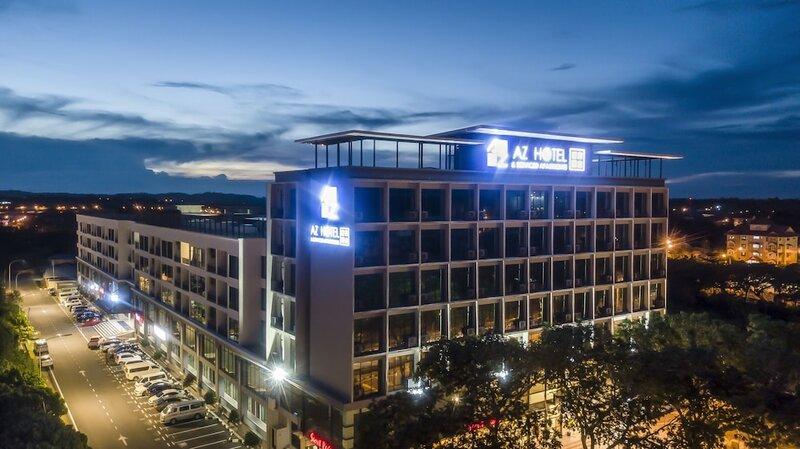 Az Hotel & Serviced Apartments