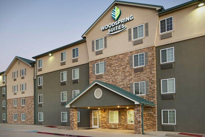 WoodSpring Suites Fort Worth Trophy Club
