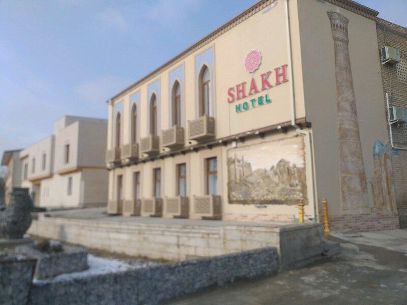 Отель Shakh