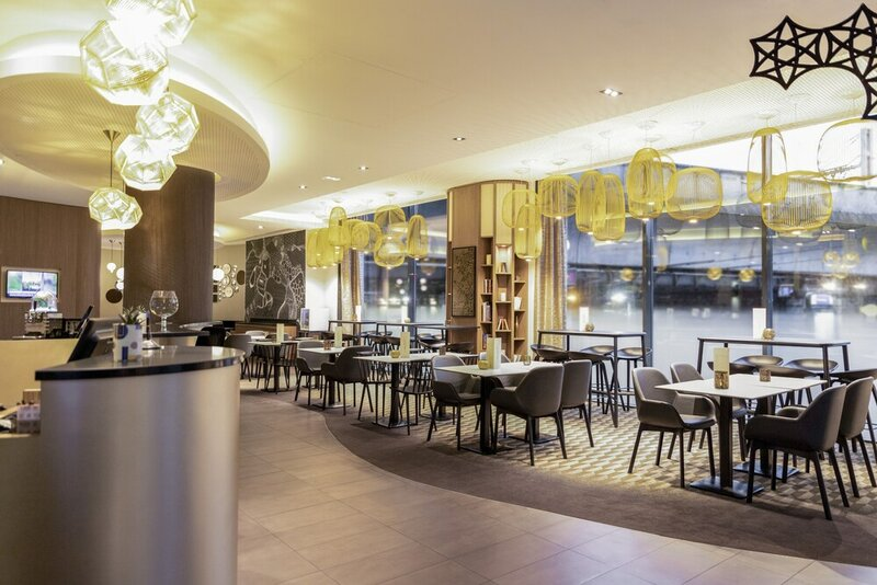 Novotel Suites Paris Expo Porte de Versailles Hotel