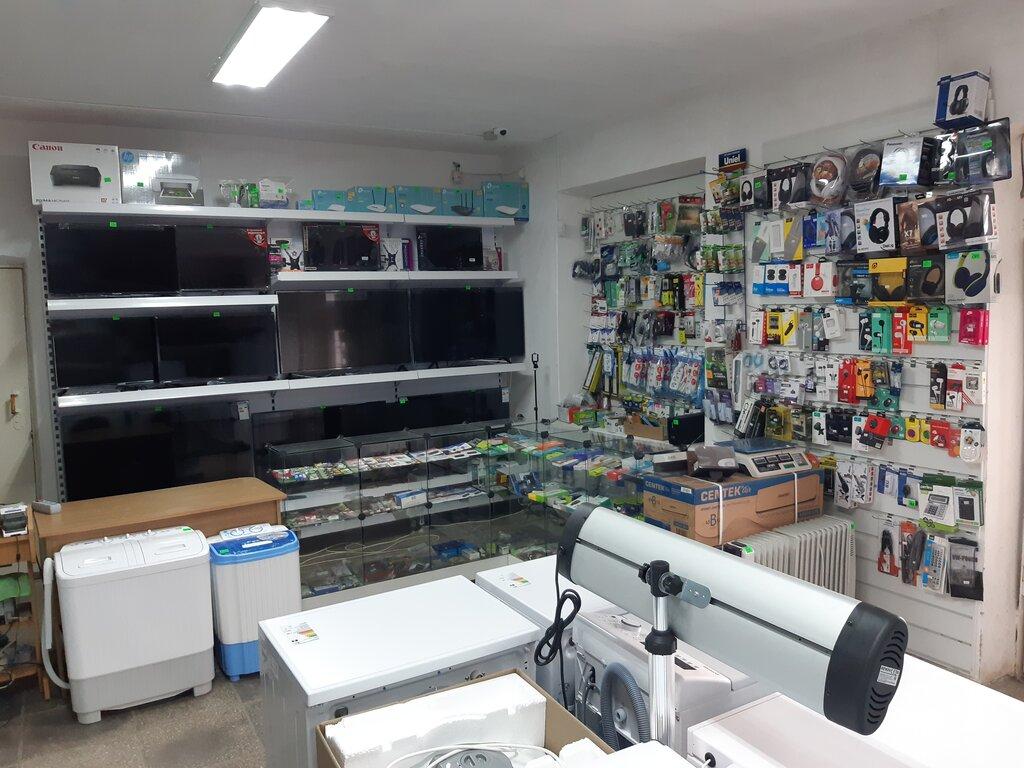 себе в дом магазин бытовой техники