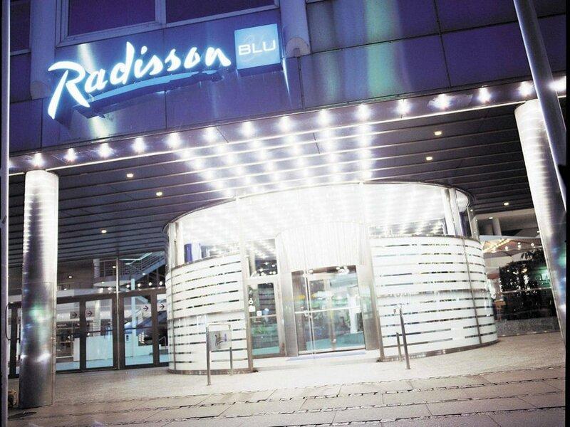 Radisson Blu Falconer Hotel & Conference Center, Copenhagen