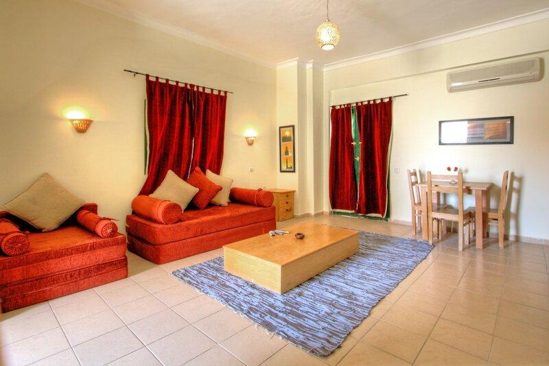 L'Oasis de Safaga Apartments
