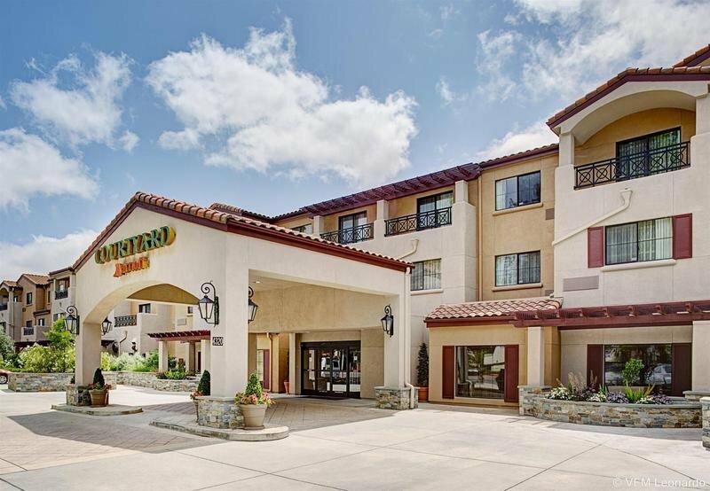 Residence Inn Marriott Palo Alto Los Altos