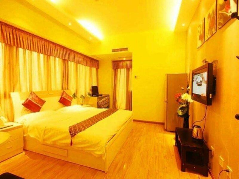 Chengdu MoreLove Theme Apartment
