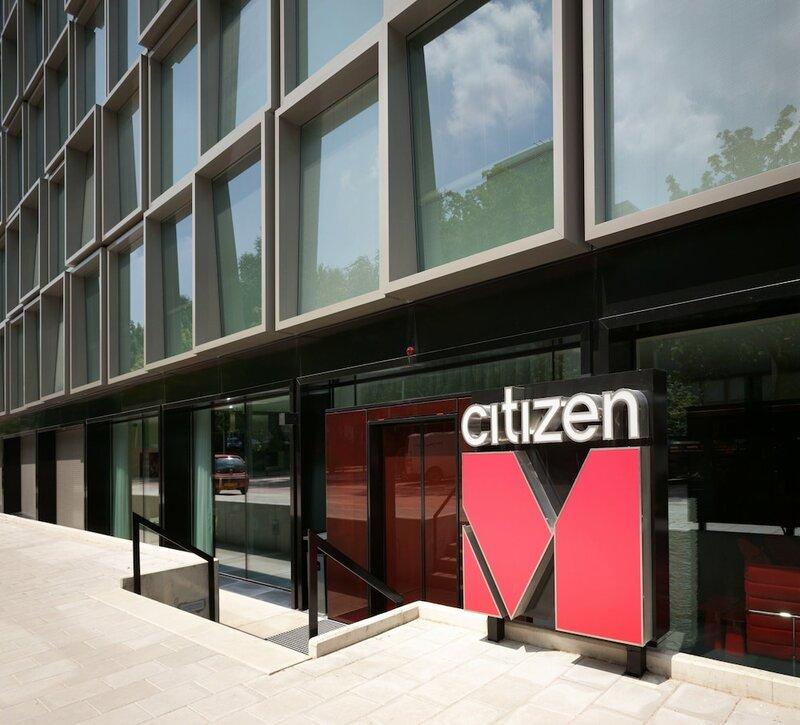 Citizenm Amsterdam City