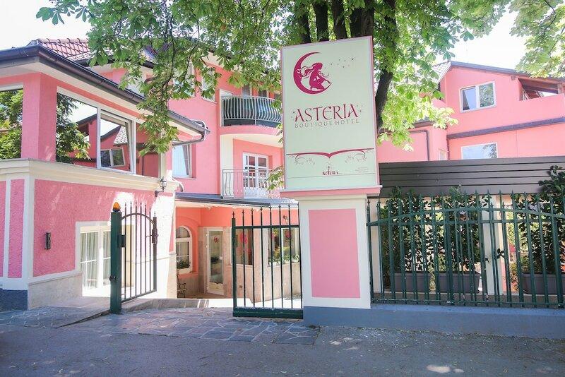 Boutique Hotel Asteria