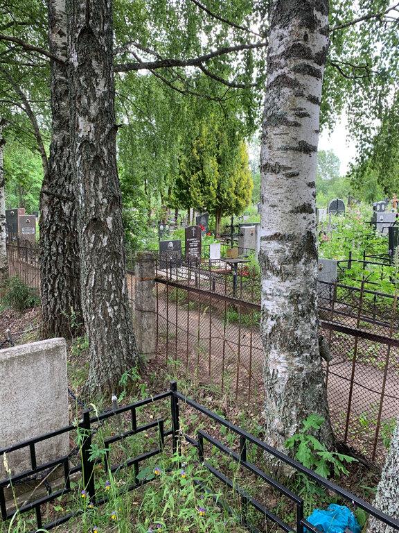 кладбище — Солнечногорское Старое кладбище — Москва и Московская область, фото №1