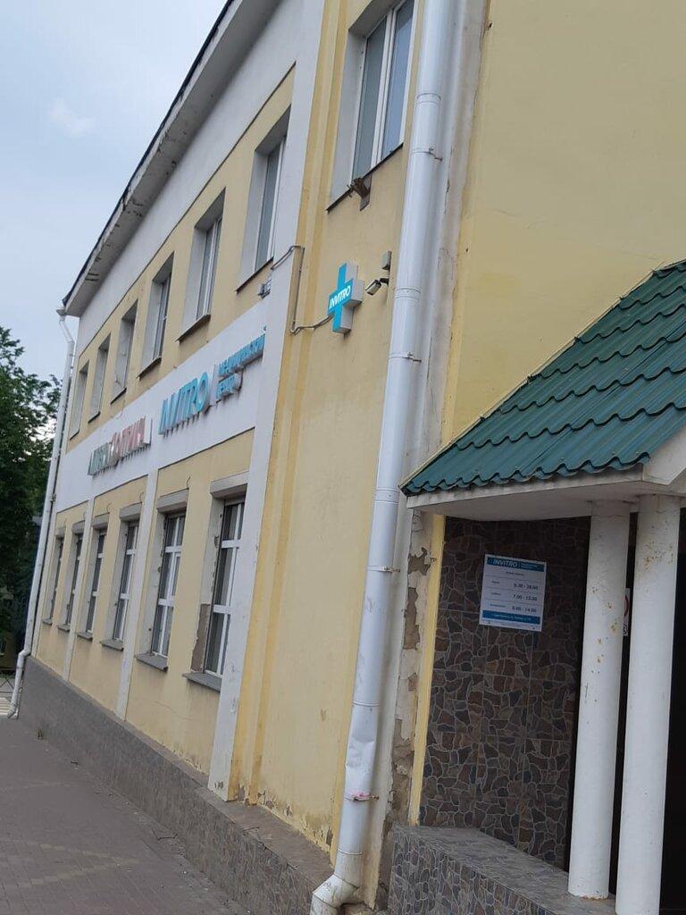 площадь Свободы, 4 (Наро-Фоминск, микрорайон Центральный ...