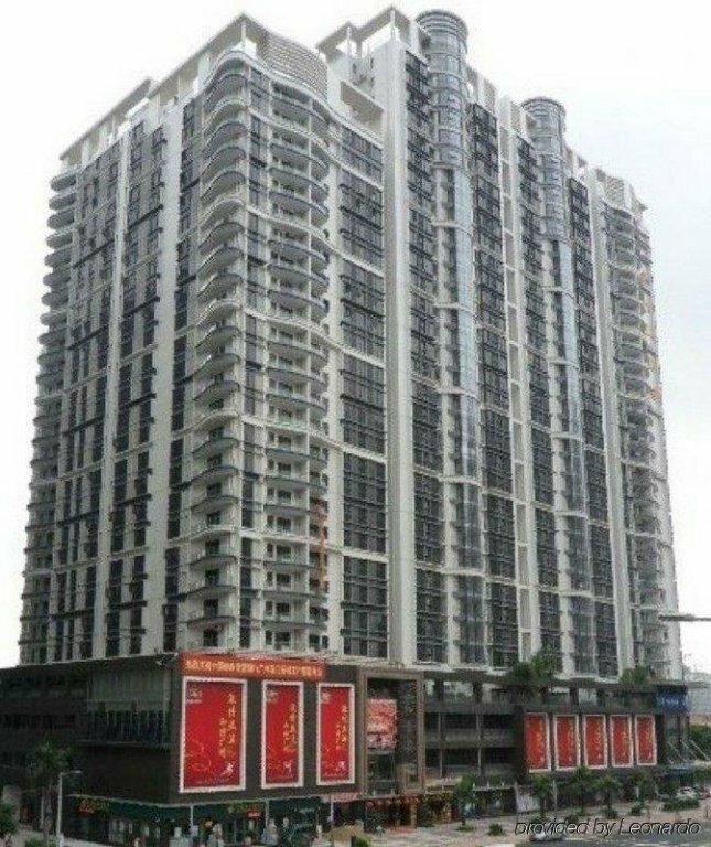 Spring Time Hotel Zhujiang New Town Branch