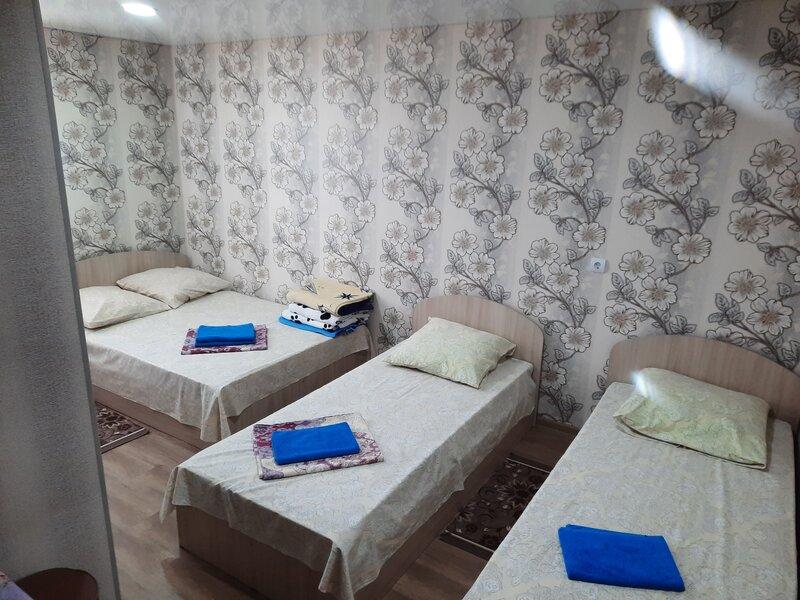 Гостевые комнаты Как дома