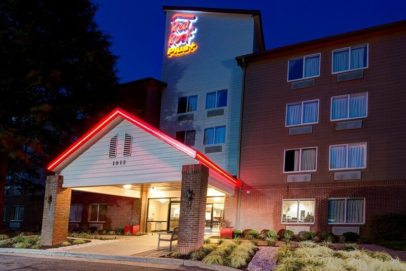 Red Roof Inn Raleigh Ncsu - Convention Center