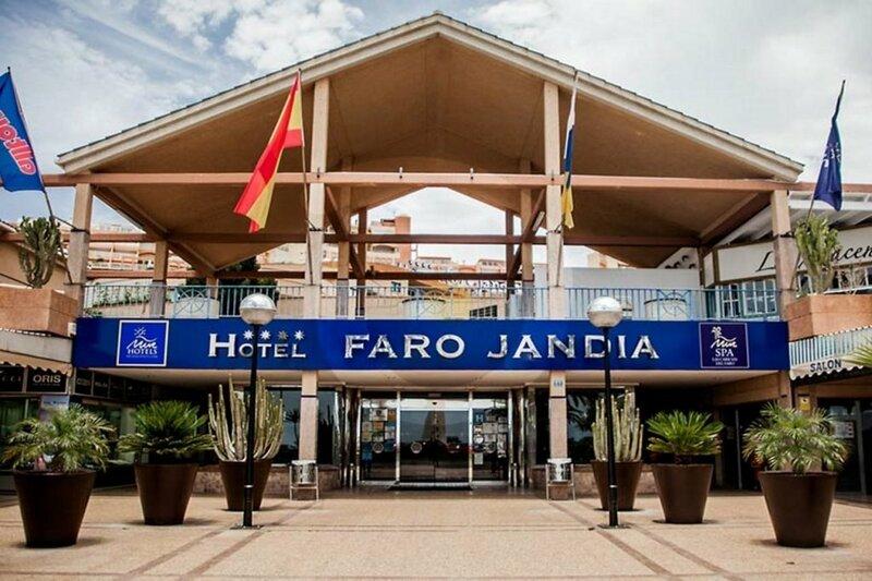 Mur Hotel Faro Jandía