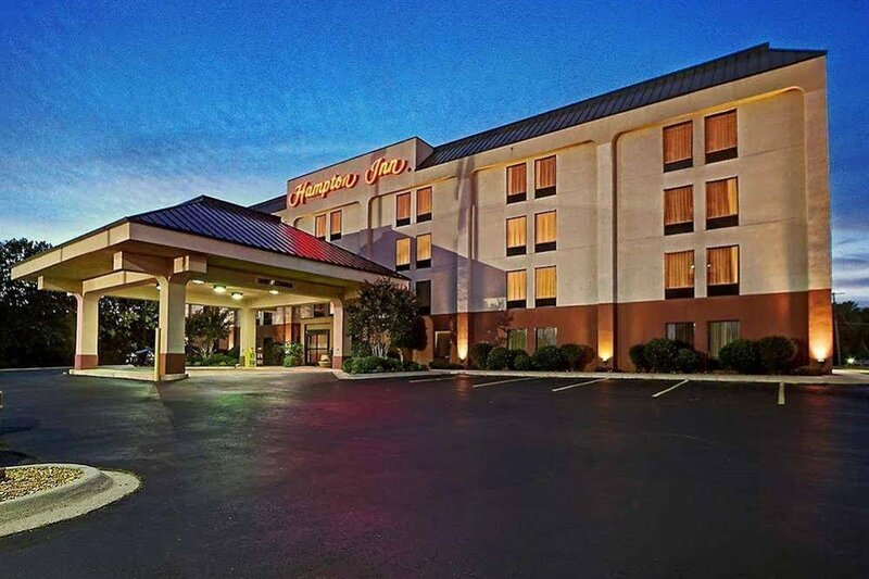 Hampton Inn Hot Springs