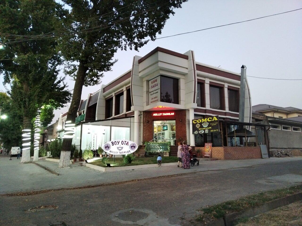 Ташкент улица художников фото