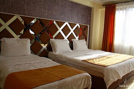 Отель Terra Suites