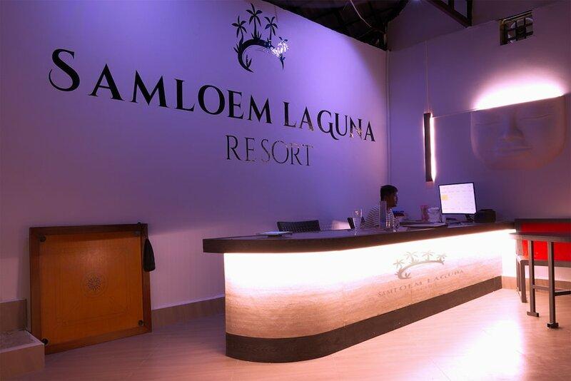 Samloem Laguna Resort