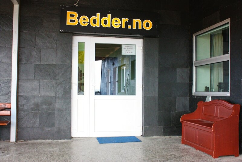Bedder at Oslo Airport