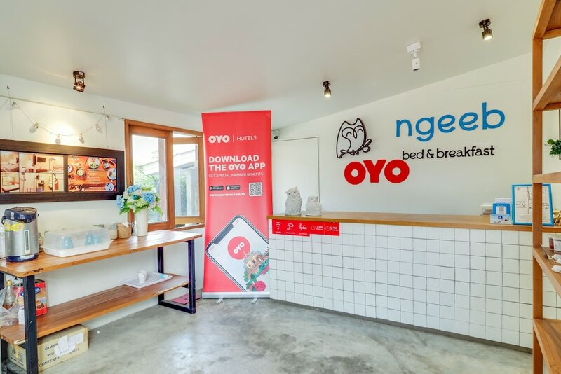 Oyo 787 Ngeeb Bed & Breakfast