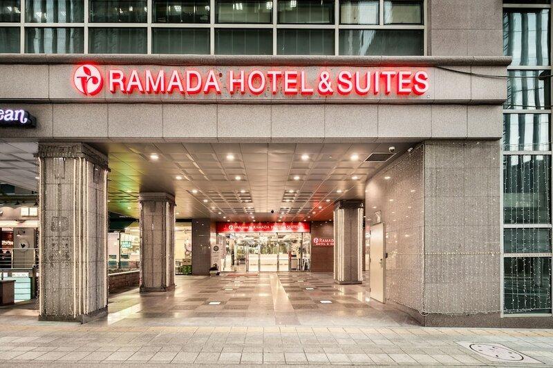 Ramada Hotel and Suites by Wyndham Seoul Namdaemun