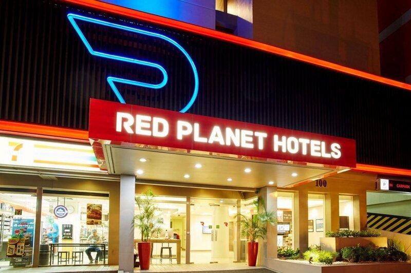 Red Planet Quezon City