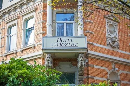 City Hotel Garni Mozart