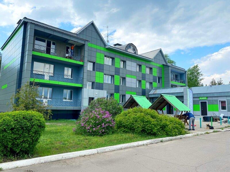 Гостиница Галкино
