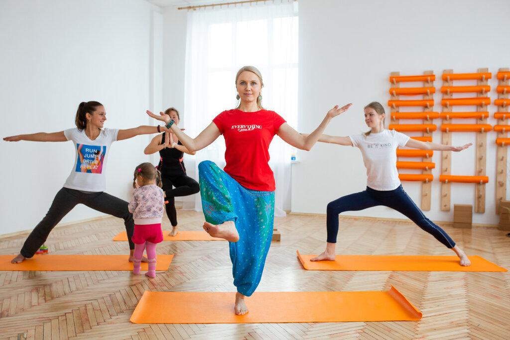 центр йоги — Семейная Студия Аура — Минск, фото №2