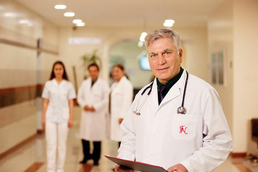 hospital — Gayrettepe Florence Nightingale Hospital — Besiktas, photo 2