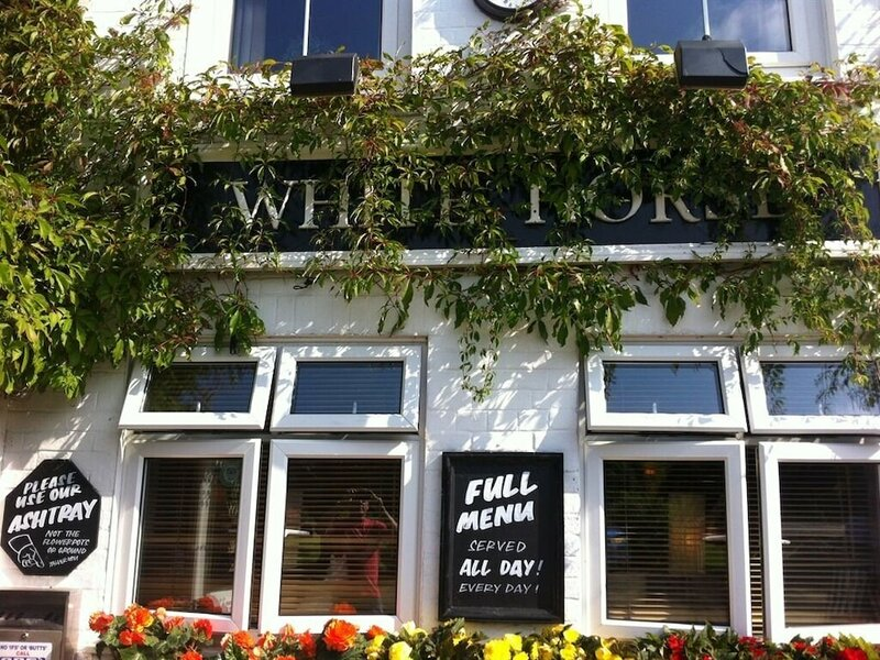 The White Horse Crostwick