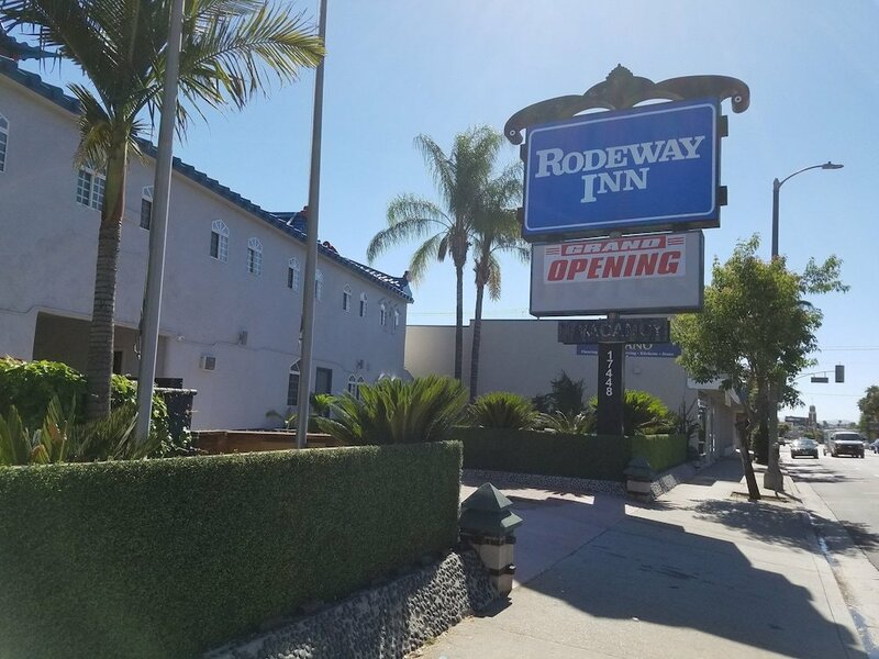 Rodeway Inn Encino