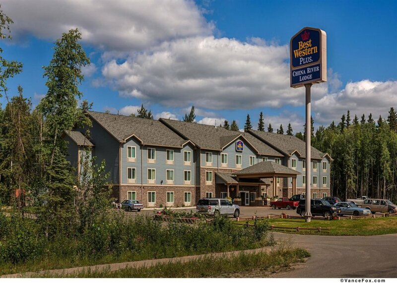 Best Western Plus Chena River Lodge