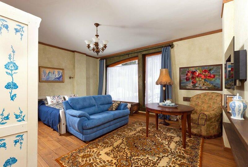Отель Art-Hotel Chalet Apartments