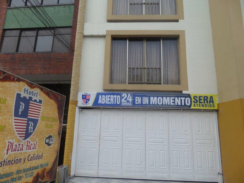 Отель Plaza Real Norte