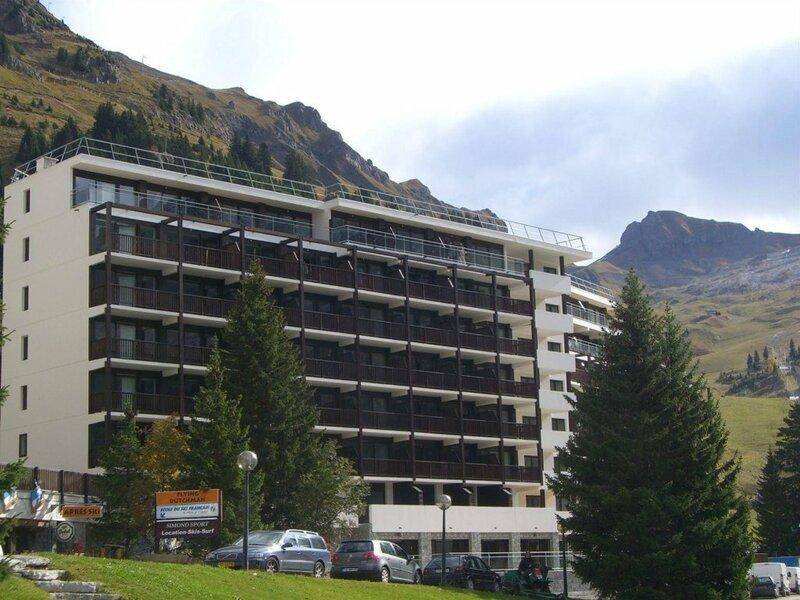 Madame Vacances - Residence Les Terrasses De Veret