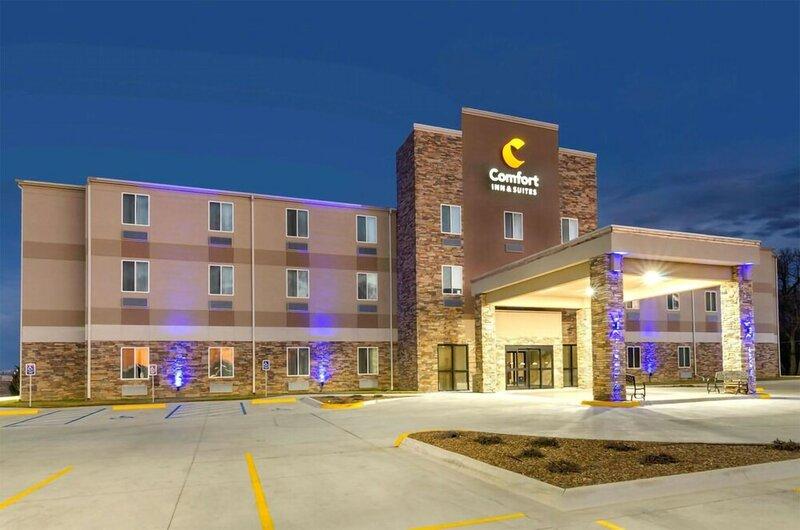 Comfort Inn & Suites Salina North