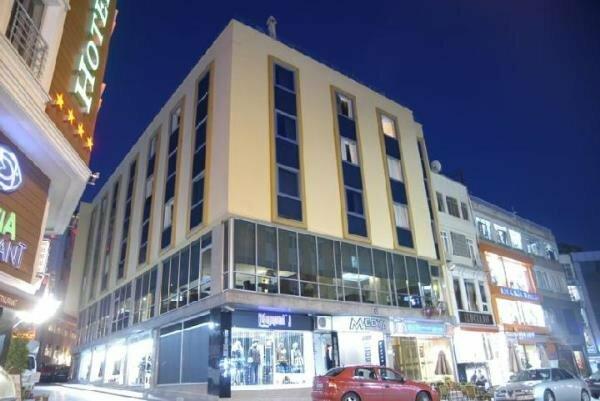 otel — Grand Medya Hotel — Fatih, foto №%ccount%