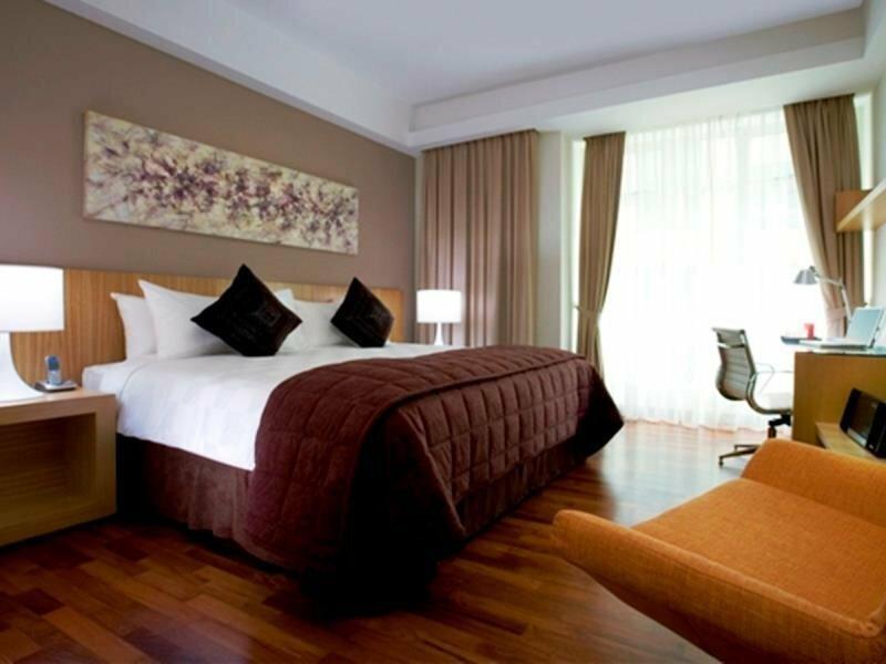 Wte Hotel Suites Klcc